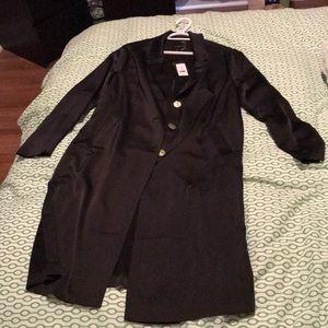 Dynamite black oversized blazer